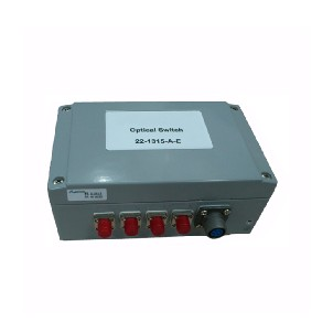 2x2 mechanical fiber optic switch in sealed module fiber optic rh syoptek com Fiber Optic Network Switch Cisco Fiber Optic Switches