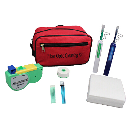 CK-003 Basic Fiber Cleaning Kit