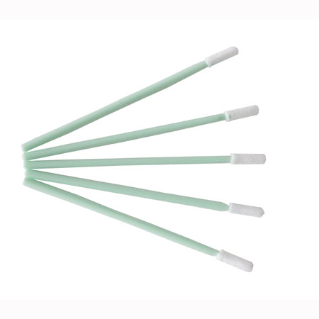 CS-001 2.5mm Fiber Optic Cleaning Foam Swabs/Stick Cleaner