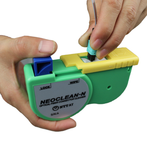 NEOCLEAN-N3 Cassette Cleaner (Cleans MPO/MTP® connector w/ pins)