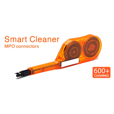 Smart Cleaner MPO (Cleans MPO/MTP® flat and/or 8º connectors w/ or w/o guide pins)