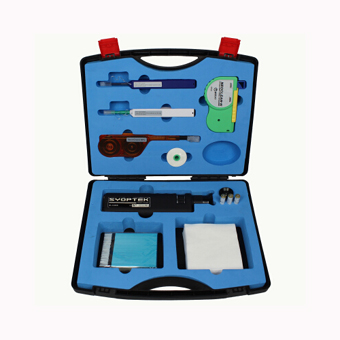TK-003 Fiber Optic Cleaning, Inspection Kit
