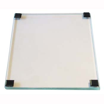 Polish Glass Plate